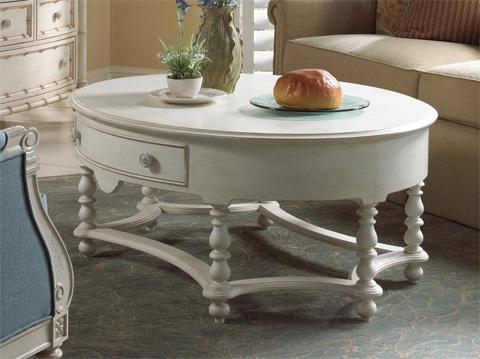 Fine Furniture Design & Marketing - Oval Cocktail Table - 1051-932