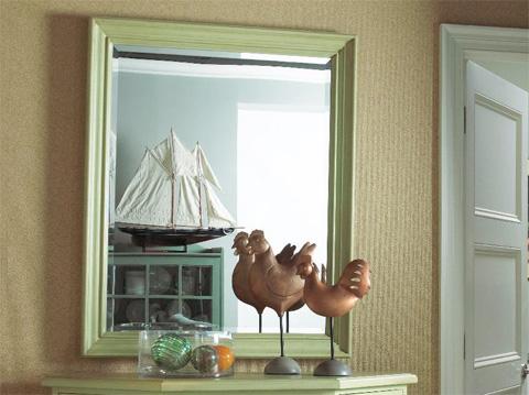 Fine Furniture Design - Landscape Mirror - 1052-150