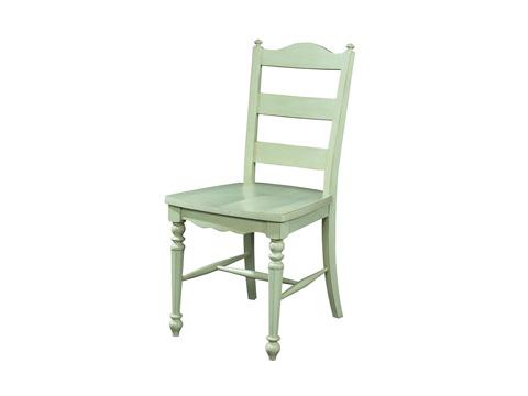 Fine Furniture Design - LadderBack Side Chair - 1052-826