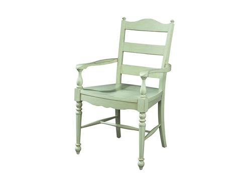 Fine Furniture Design - Ladderback Arm Chair - 1052-827