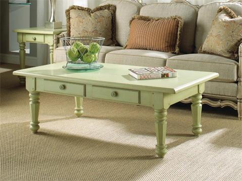 Fine Furniture Design - Rectangle Cocktail Table - 1052-910