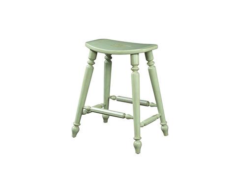 Fine Furniture Design - Saddle Counter Stool - 1052-928-S