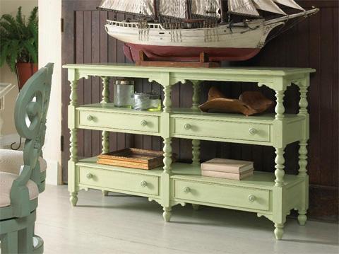 Fine Furniture Design - Console - 1052-940