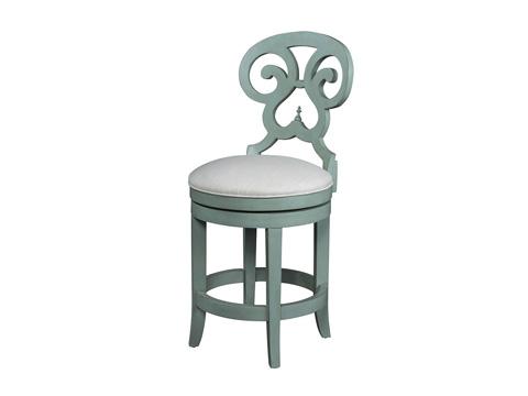 Fine Furniture Design - Swivel Counter Stool - 1053-927-S