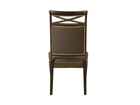 Fine Furniture Design - Upholstered Back Side Chair - 1152-826