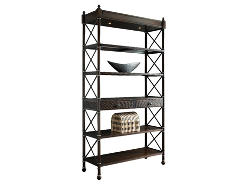 Fine Furniture Design & Marketing - Wall Etagere - 1160-906