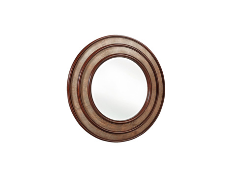Fine Furniture Design - Round Mirror - 1360-155