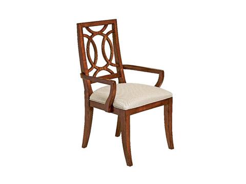 Fine Furniture Design & Marketing - Wood Dining Arm Chair - 1360-821