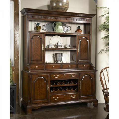 Fine Furniture Design - Cambridge Welch Cupboard - 1020-831/832