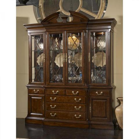 Fine Furniture Design - Andover Breakfront China - 1020-841/842