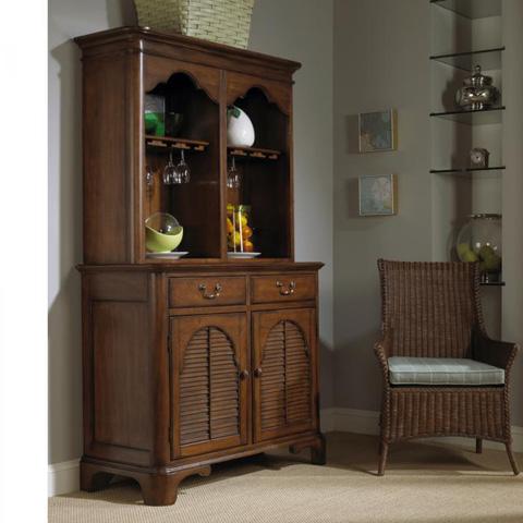 Fine Furniture Design - China Buffet and Hutch - 1050-831/832
