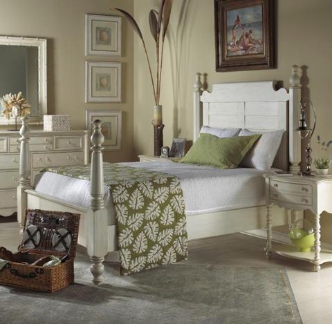 Fine Furniture Design & Marketing - Queen Poster Bed - 1051-751/752/753