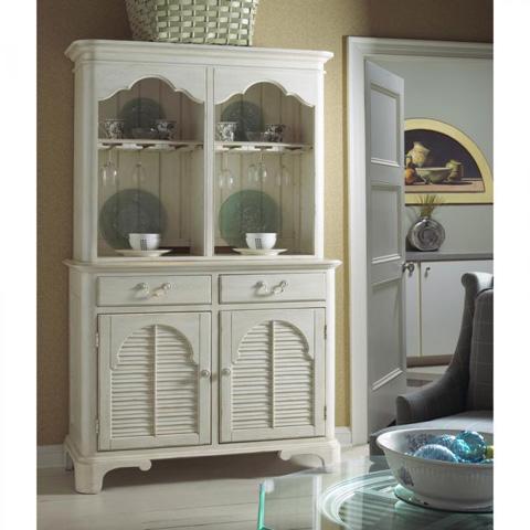 Fine Furniture Design - China Buffet and Hutch - 1051-831/832