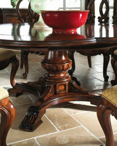 Image of Pedestal Dining Table