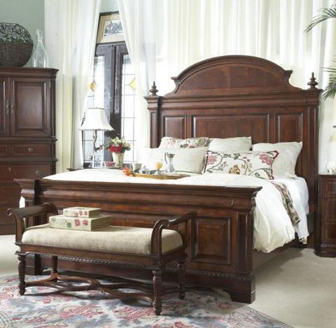 Fine Furniture Design - Mansion King Bed - 920-467/468/469