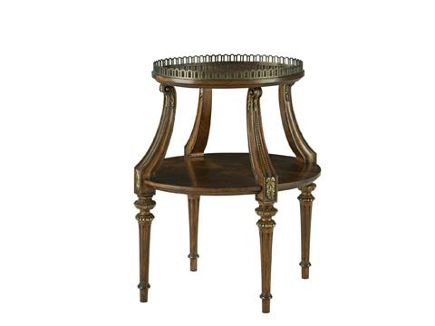 Fine Furniture Design - Pauline Oval Tiered Table - 1344-980