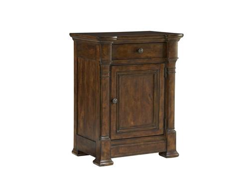 Fine Furniture Design - Bedside Chest - 1345-102