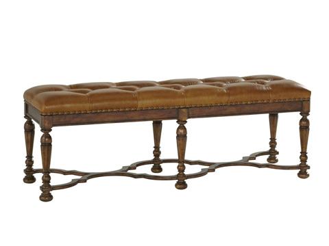 Fine Furniture Design - Tufted Bed Bench - 1345-500