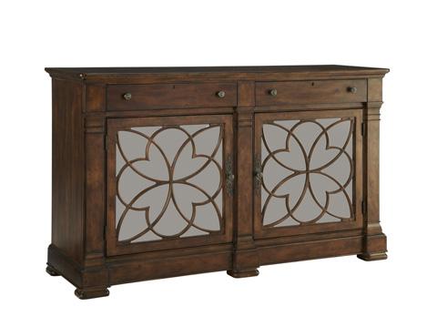 Fine Furniture Design - Double Credenza - 1345-852