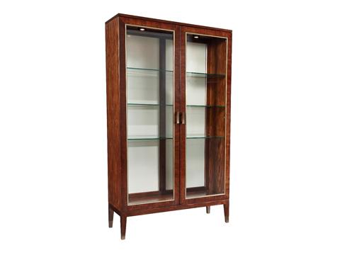 Fine Furniture Design - Center Display Cabinet - 1360-693