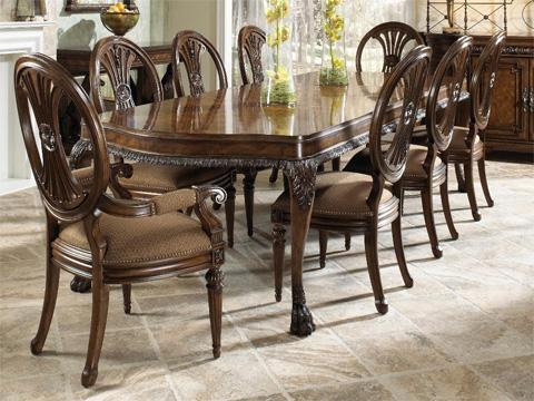 Fine Furniture Design & Marketing - Belvedere Dining Room Set - 1150DINING