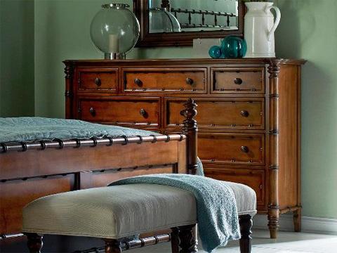 Fine Furniture Design - Bamboo Dresser - 1050-144