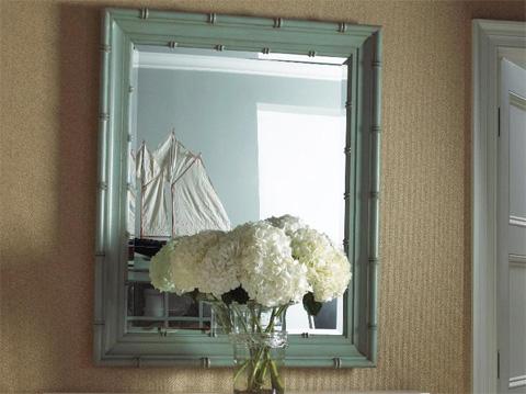 Fine Furniture Design - Bamboo Mirror - 1053-152