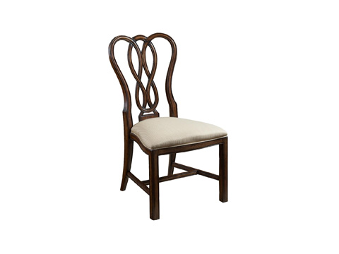 Fine Furniture Design - Lady's Writing Desk Chair - 1110-927