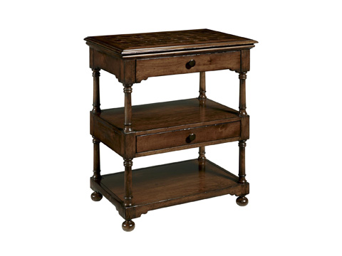 Fine Furniture Design & Marketing - Small Tiered Table - 1370-962