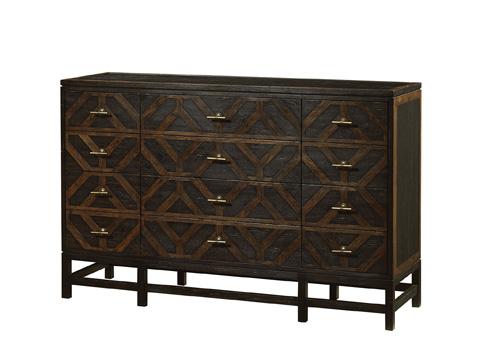Fine Furniture Design - Old Hollywood Dresser - 1422-146
