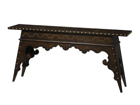 Fine Furniture Design & Marketing - Beautiful Friendship Moroccan Console - 1426-942