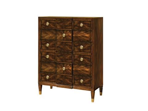Fine Furniture Design & Marketing - Bogie's Bunching Chest - 1427-112