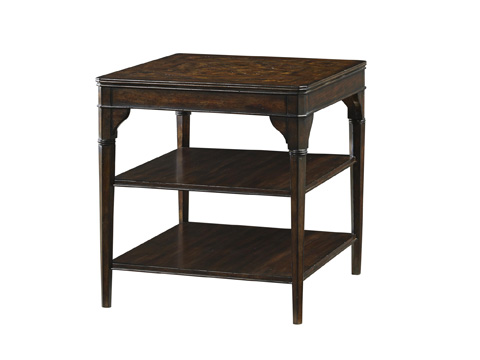 Fine Furniture Design - The Captain's End Table - 1427-962