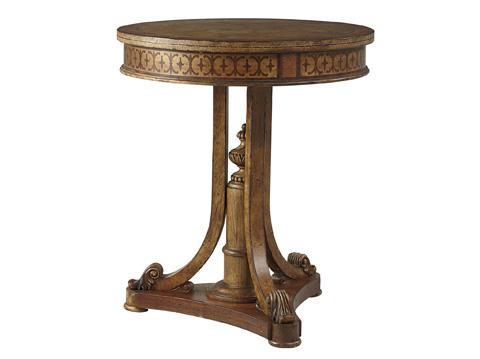Fine Furniture Design - Linguist Lamp Table - 1450-962