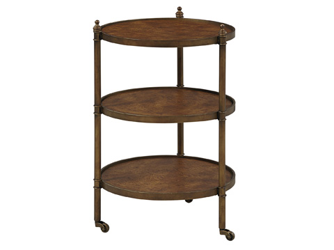 Fine Furniture Design - Highlands Spot Table - 1451-982