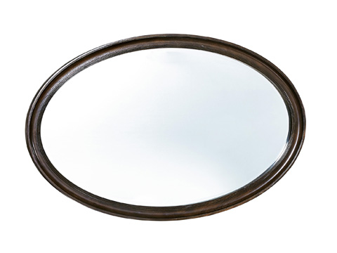 Fine Furniture Design - Eras Oval Mirror - 1530-150