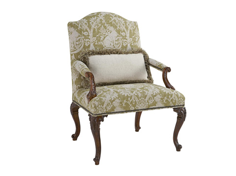 Fine Furniture Design - Hamilton Arm Chair - 3910-03