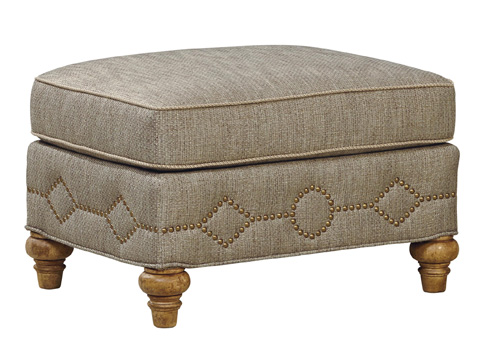 Fine Furniture Design - Vestibule Ottoman - 4514-04