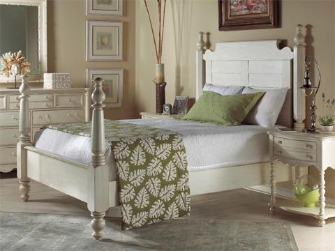 Fine Furniture Design & Marketing - Poster King Bed - 1051-767/768/769