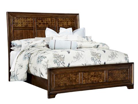 Fine Furniture Design - Port Panel King Bed - 1370-267/268/269