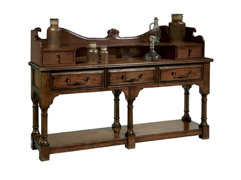 Fine Furniture Design - Long Console - 1370-940/941