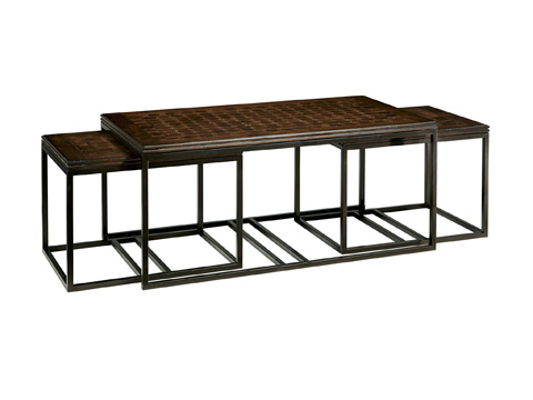 Fine Furniture Design - Nesting Cocktail Table - 1370-966/968