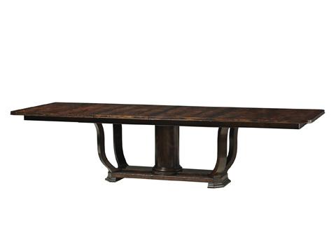 Fine Furniture Design - Santana Dining Table - 1427-816/817