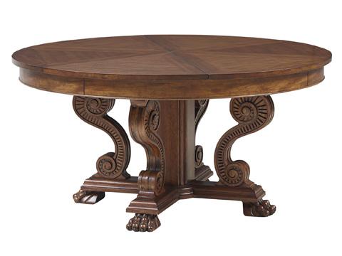 Fine Furniture Design - Private Reserve Dining Table - 1451-811/810