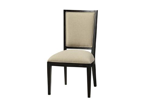 Fine Furniture Design & Marketing - Bogart's Dining Side Chair - 1421-824
