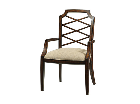 Fine Furniture Design - Iconic Dining Arm Chair - 1427-821