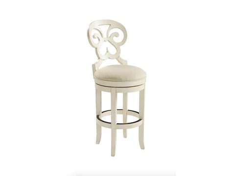 Fine Furniture Design - Swivel Barstool - 1051-929