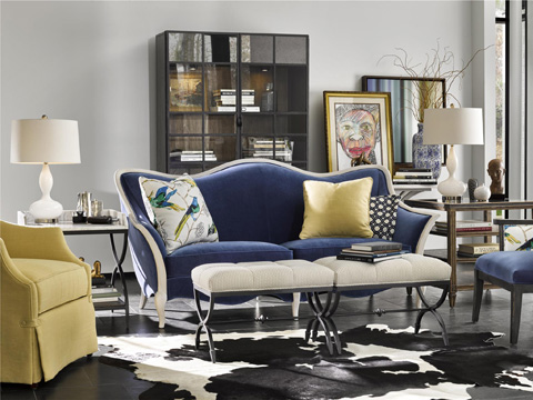 Fine Furniture Design - Bixler End Table - 1580-962