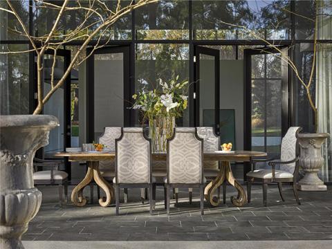Fine Furniture Design - Lucia Arm Chair - 1582-827