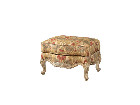 Fine Furniture Design & Marketing Upholstery - Ottoman - 3109-04
